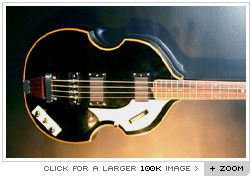 eko vintage violin guitars & basses - click for large image
